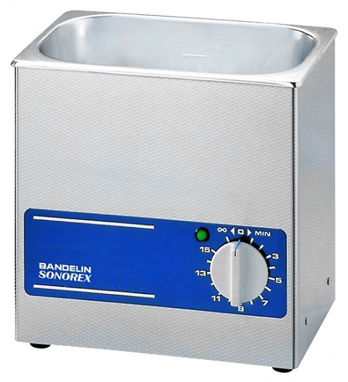SONOREX - RK 100 - Ultrasonic bath 3 l, WL26692