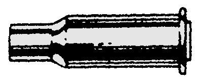 WELLER - T0051614199 - Heißluftdüse Pyropen D: 3,3 mm, WL16428
