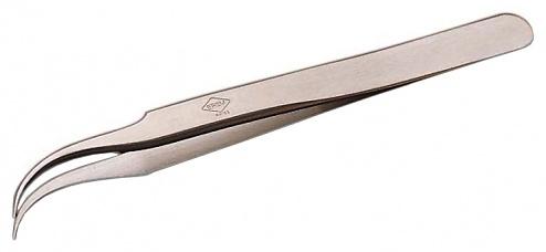 EREM - 7SASL - Tweezers, bent, WL24027