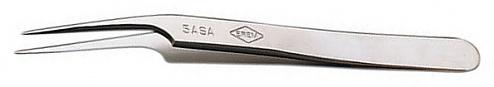 5ASA - Tweezers, bent, WL27510