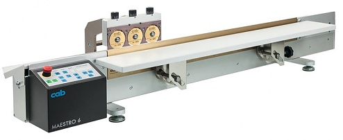 CAB - MAESTRO 6/601.70 - MAESTRO 6 panel separator for printed circuit boards up to 600 mm length, WL45601