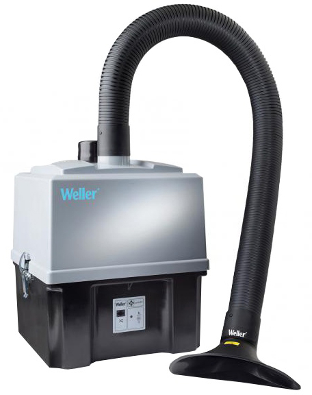 WELLER - FT91012699N - Solder fume extractor, Zero Smog EL Kit 1, WL35841