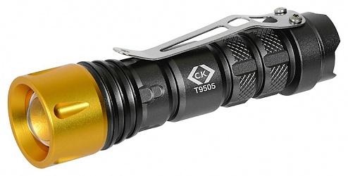 C.K - T9505 - LED Flashlight 100 Lumen, WL31387