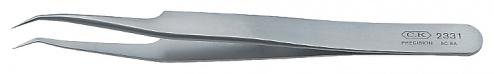 C.K - T2331 - Precision tweezers 5C.SA, 115 mm, WL10843