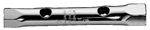 1936M-17-19 - Double head socket wrench, SW=17/19, WL15638