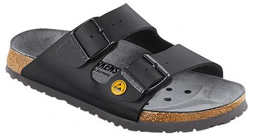 BIRKENSTOCK 089420 38 ESD Sandals ARIZONA 38 black