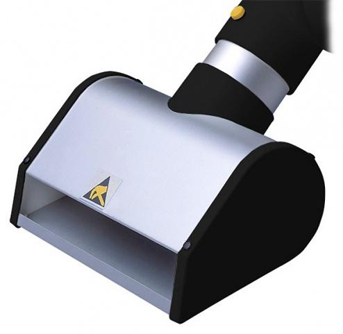 ALSIDENT - 1-5010-6 - ESD suction column DN50, length 100 mm / black, WL39735