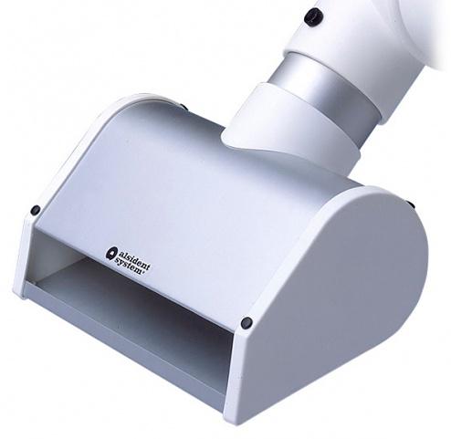 ALSIDENT - 1-5010-5 - Suction column DN50, length 100 mm / white, WL41682