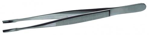 LINDSTRÖM - 0110421 - Bestückungspinzette, gerade/4 mm lange Spitzen, 115 mm, WL16239