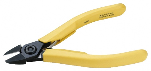 8161 - Side cutter, oval, WL16034