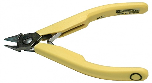 8156 - Side cutter, pointed, WL20704