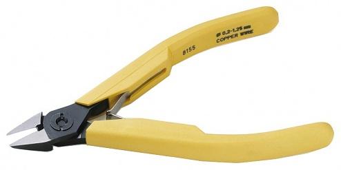 LINDSTRÖM - 8153 - Side cutter, pointed, WL16025