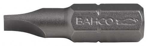"""BAHCO - 59S/1.0-5.5 - 1/4"""" Bits, 25 mm, Schlitz, 5.5 x 1.0 mm, 10er Pack, WL30943"""
