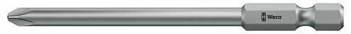 WERA - 05135530001 - 851/4 J PH 00 x 50 mm Cross-recess screw bit, WL33779