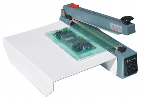 M-199 4696 - Foil sealing device, infinitely variable, 200x2mm weld seam, WL21927