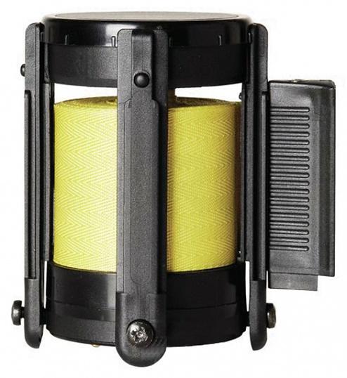 WARMBIER - 1801.G.K.23.DE - Gurtbandkassette, beidseitiger schwarzer Aufdruck - deutsch und englisch, 2,3 m, WL44762