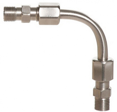 7520.HF.SPN11.E - ELBOW-Kupplung für HF-SPN11, 58 mm, 90° Winkel, WL27338