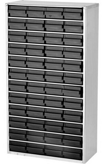 WARMBIER - 5380.LK.1.48 - Drawer magazine with 48 drawers, 306x552x150 mm, WL32245