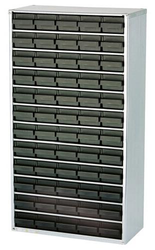 WARMBIER - 5380.LK.1.60 - Drawer magazine with 60 drawers, 306x552x150 mm, WL32246