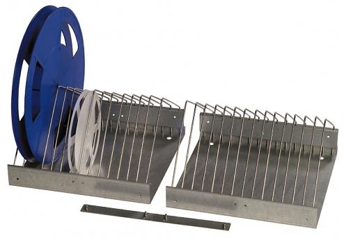 WARMBIER - 5330.14 - ESD SMD-Spulenständer, Rollendurchmesser 180-380 mm, Metall, WL20802