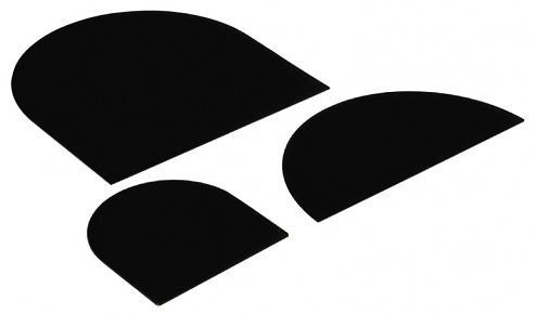 SAFEGUARD - SAFEGUARD ESD - ESD-Trennwand für SMD-Spulenständer, Spulendurchmesser 180 mm, WL18705