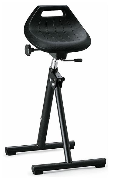 BIMOS - 9452-2000 - Standing aid, foldable, black, WL40336