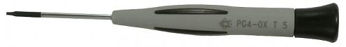 PIERGIACOMI - PG4-0X D - ESD Schraubendreher, Torx T6x50, 155 mm, WL33198