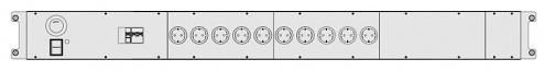 KARL - 34.483.70 - Elektroanschlussleisten Basic, standardisiert, 1600x140x76mm, WL41268