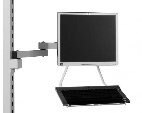 KARL - 39.610.70 - Flachbildschirmhalterung Sintro, VESA-Standard, WL34113