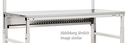 TRESTON - TPHCT120 - ESD cable tray for TPH work tables, perforated, 1115 x 45 mm, WL35716