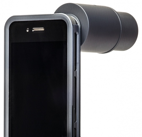 HISTOSERV - IZOOOM IPHONE 5 - Mikroskop-Adapter für iPhone 5/5S, WL35423
