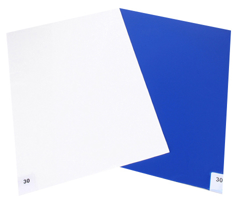 WEIDINGER - ESD+clean room dust binding mats - ESD + clean room dust binding mats, blue, 1200 x 600 mm, WL34239