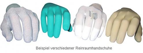 HSAM10KK - Cleanroom gloves, size M, WL34300