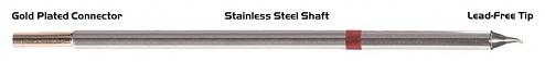"THERMALTRONICS - M8SB275 - Soldering tip sharply bent 30° 0.4mm (0.016""), WL37999"