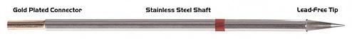 "THERMALTRONICS - M8CS155 - Soldering tip conical 0,5mm (0,02""), WL37979"