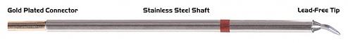 "THERMALTRONICS - M8CB226 - Soldering Tip Chisel bent 30° 1.5mm (0.06""), WL37948"