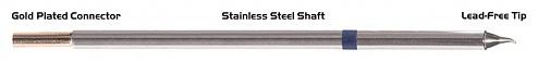 "THERMALTRONICS - M6SB275 - Soldering tip sharply bent 30° 0.4mm (0.016""), WL37804"