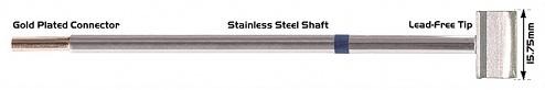 "THERMALTRONICS - M6LB126 - Soldering tip blade 15,75mm (0,62""), WL38532"