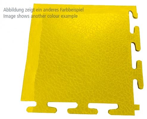 ECOTILE - E55.920 - PVC corner ramp, marbled, 5 mm > 1 mm, 115 x 115 mm, WL41914