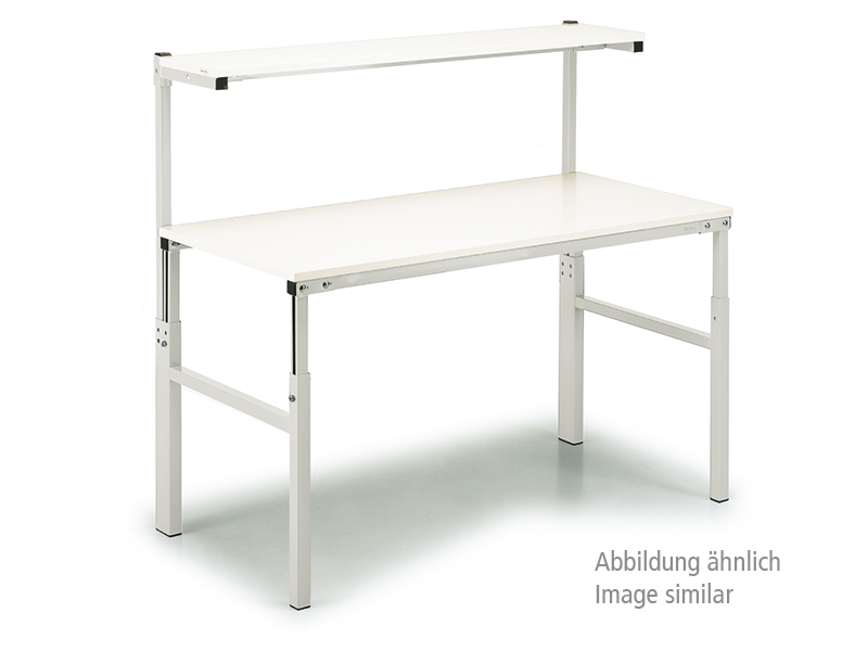 Swell Treston Tph712 Esd Esd Tph Work Table With Shelf Board Squirreltailoven Fun Painted Chair Ideas Images Squirreltailovenorg