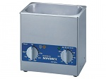 SONOREX - RK 100 H - Ultrasonic bath 3 l, heatable, WL10490