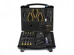 BERNSTEIN - 2280 - TRENDY ESD professional kit, 23 pcs with handling kit, WL43158