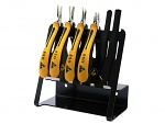 BERNSTEIN - 3-960 VC - ESD tool kit, 6 pcs, pliers from the CLASSICline series, WL43202