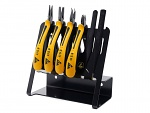 BERNSTEIN - 3-960 VE - ESD tool kit, 6 pcs, pliers from the EUROline series, WL43203