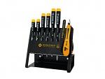 BERNSTEIN - 6-660 VC - ESD TORX screwdriver set, 8 pcs, WL43331