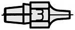 WELLER - DX-113 - Entlötdüse für DSX80 / DXV80, WL18209