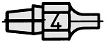WELLER - DX-114 - Entlötdüse für DSX80 / DXV80, WL18211