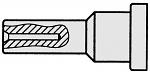 WELLER - LT-Einschraubspitze - Einschraubspitze für 80 W, WL21995