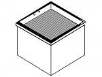 WELLER - FT91000011 - Prefilter for Laser Line 200V, WL38645