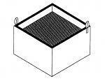 WELLER - FT91000010 - Compact filter for 400V Laser Line, WL44165